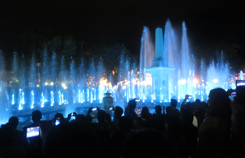 dancing fountain ilocos